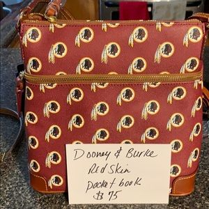 Redskin pocket book